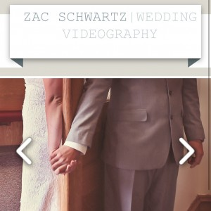 Zac Schwartz Wedding Videography - Wedding Videographer in Markle, Indiana