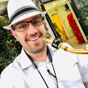 Zach Spruill - Jazz Band / 1920s Era Entertainment in Houston, Texas