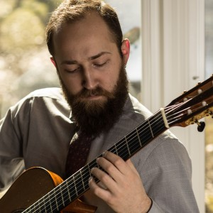 Zachary Grim - Classical Guitarist in Denver, Colorado