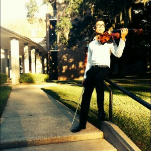 Zachary Kessler - Viola Player in Tallahassee, Florida