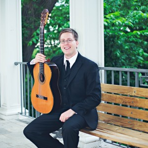 Zachary Larson, Guitarist - Classical Guitarist in Kansas City, Missouri