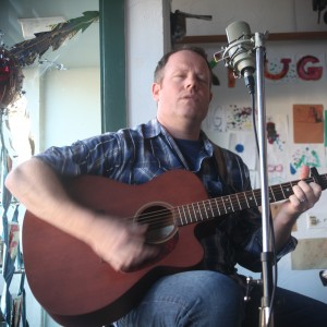 Zack Freiwald - Singing Guitarist in Crescent City, California