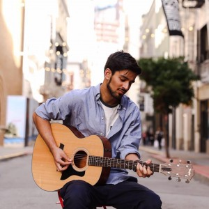 Zakir - Singing Guitarist in San Francisco, California