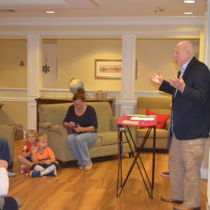 Zalman the magician - Children's Party Magician / Halloween Party Entertainment in St Augustine, Florida