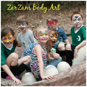 ZarZam Body Art - Face Painter in Austin, Texas