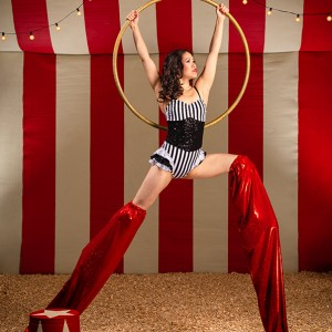 Zaylaa Hoops - Stilt Walker in Santa Ana, California