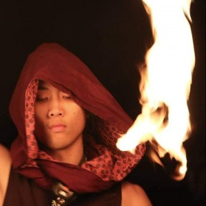 Zensei Flow Ops.  - Fire Performer in Tampa, Florida