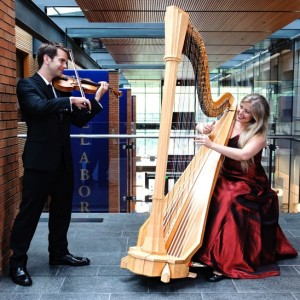 Cascade Duo - Classical Duo / Harpist in Spokane, Washington