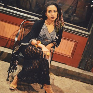 Zhé Aqueen - Soul Singer in Richmond, Virginia