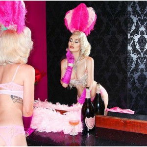 Ziggy Starlust - Burlesque Entertainment in Denver, Colorado