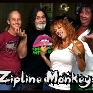 Zipline Monkeys - Rock Band / Cover Band in Montgomery, Alabama