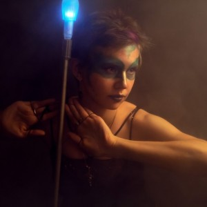 Zofia Kaminski - Fire Performer in Austin, Texas