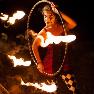 Zola Molotov - Fire Performer in Toronto, Ontario
