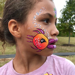 ZONA Face Painting - Face Painter / Halloween Party Entertainment in Fairfax, Virginia