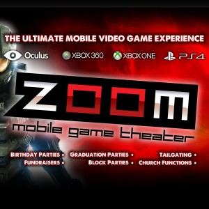ZOOM Mobile Game Theater - Mobile Game Activities / College Entertainment in Shawnee, Kansas
