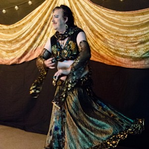 "Zorba, ""The Veiled Male"" - Belly Dancer / Dancer in Merritt Island, Florida"