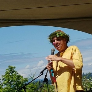 Zox of the Forest - Children's Party Entertainment in Coquitlam, British Columbia