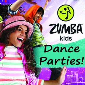 Zumba Kids Dance Parties! - Children's Party Entertainment / Educational Entertainment in Los Angeles, California