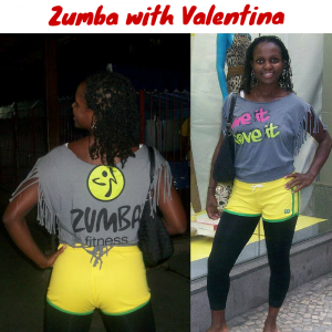 Zumba with Valentina - Dancer in Washington, District Of Columbia