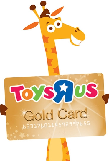 Toys R Us Gold Card