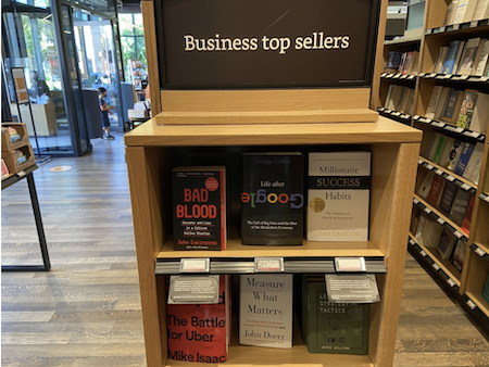 business top sellers