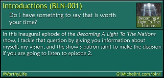 BLN-001 Episode Card