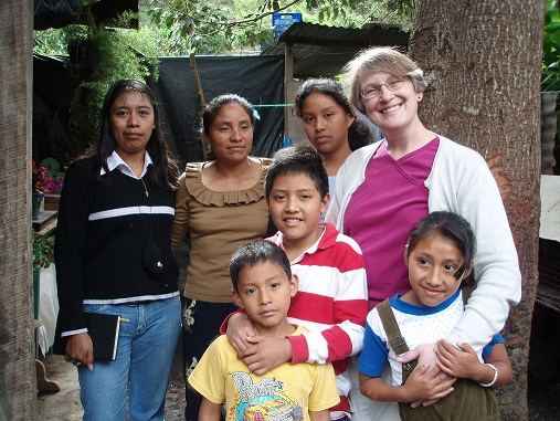 Working With Guatemalan Children