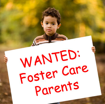 Foster Parents Wanted