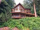 Picture of Mt. Baker Lodging Cabin #7– LAKEFRONT, HOT TUB, SLEEPS-10!