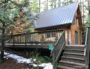 Picture of #08 - Modern cabin with rustic charm!