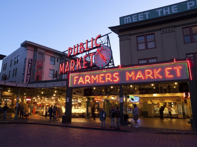Pike Place Phoenician