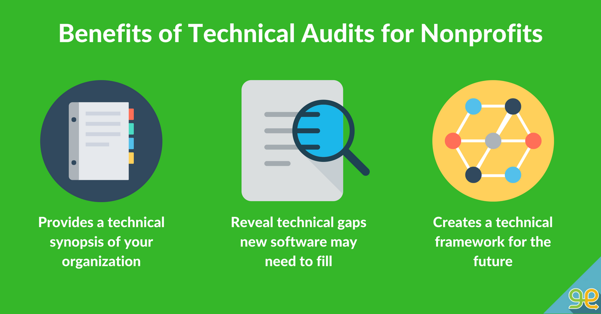 Benefits of a Technical Audit for Nonprofits | Giveffect