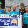 We participated in the United Way Day of Caring