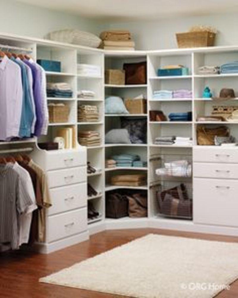 Closet Makeover/Redesign