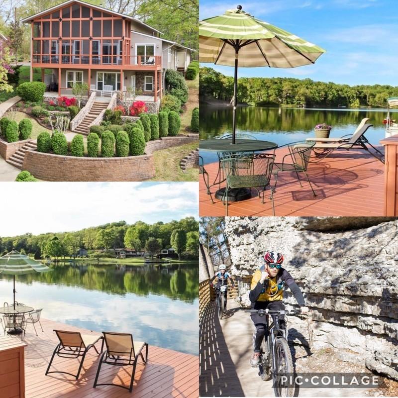 107 - Ozark Mountain Lake House Getaway - Bella Vista, Ar