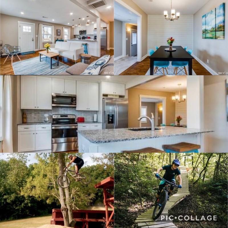 150 - Maple Bungalow Getaway in Bentonville, AR