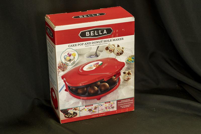 504 - Cake Pop and Donut Hole Maker