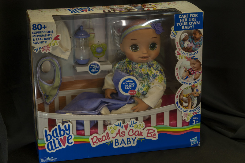 680 - Baby Alive Doll
