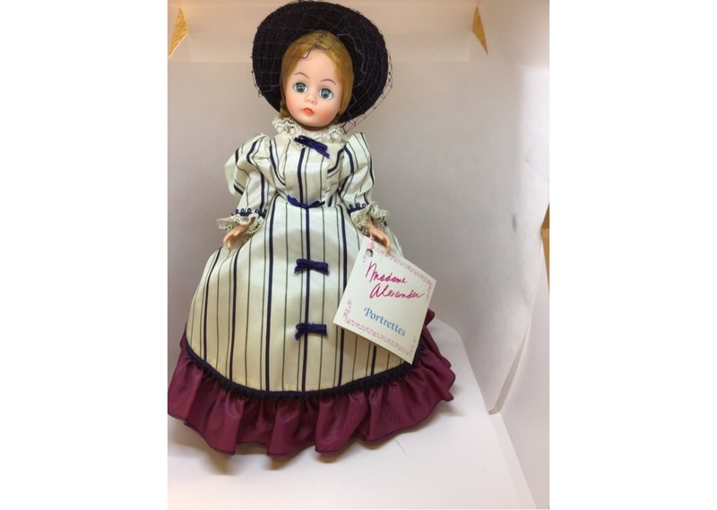 710 - Nicole,  Madam Alexander Collector Doll
