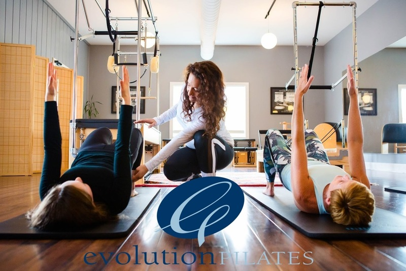 EVOLUTION PILATES