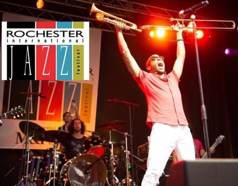 ROCHESTER INTERNATIONAL JAZZ FEST - Good Through 2022