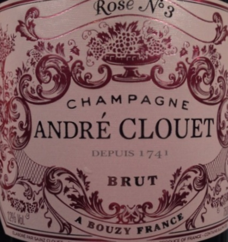 CASE OF ANDRÉ CLOUET BRUT ROSÉ