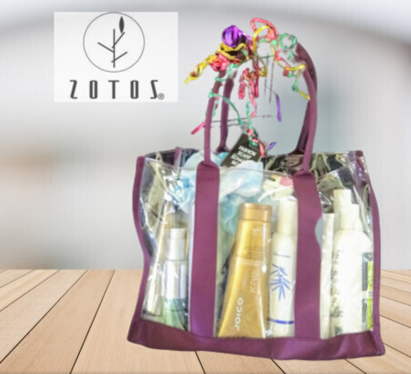ZOTOS HAIR CARE TOTE