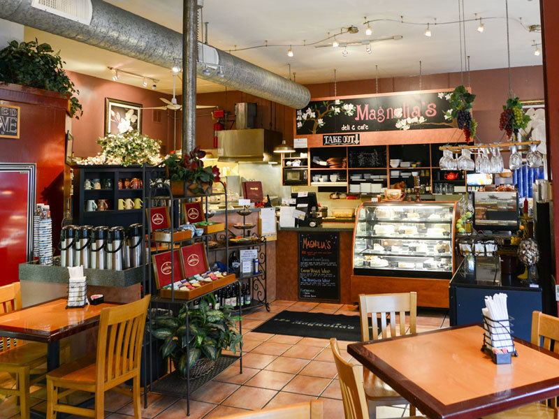 8 MAGNOLIA'S DELI & CAFE
