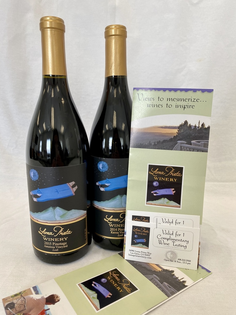 Loma Prieta Wine Package #1