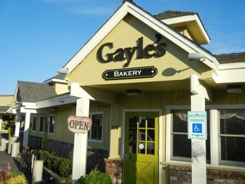 A Year of Gayle's Bakery