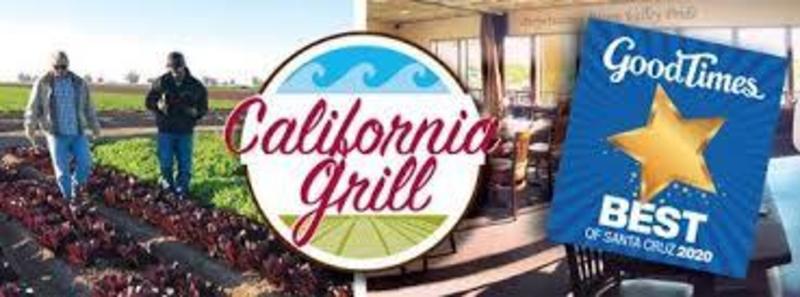 California Grill $100 Gift Certificate #1