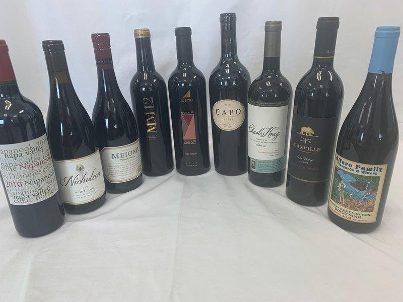 Trustee Wine Package - FULL CASE