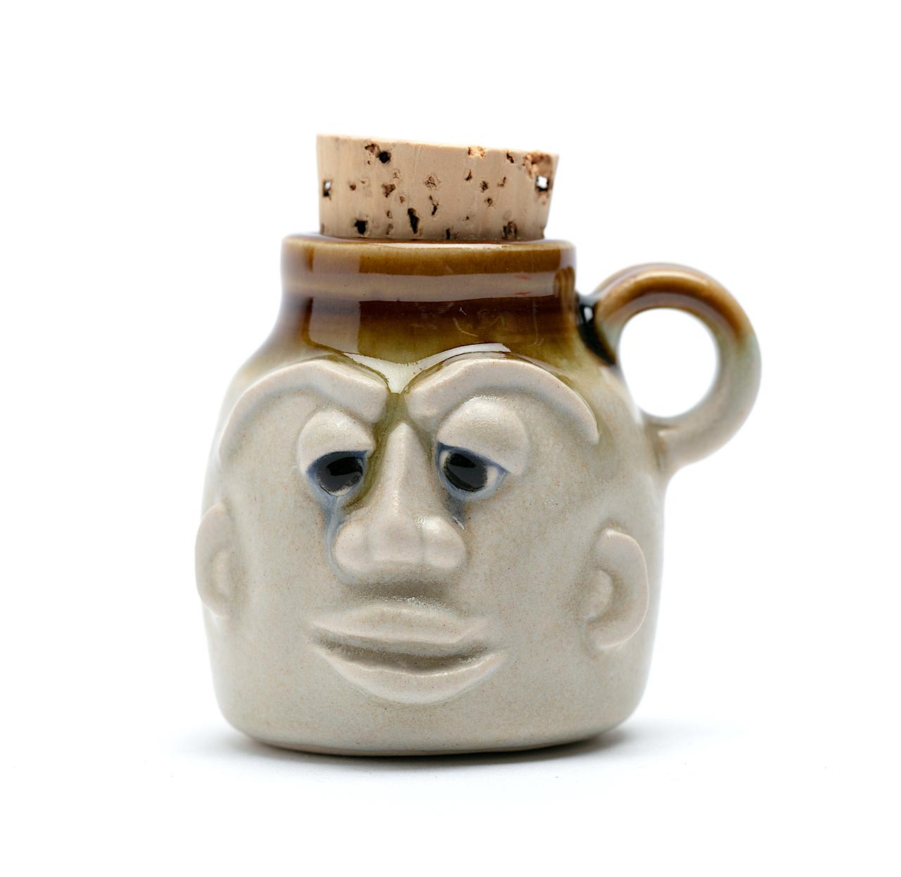 Miniature Face Jug