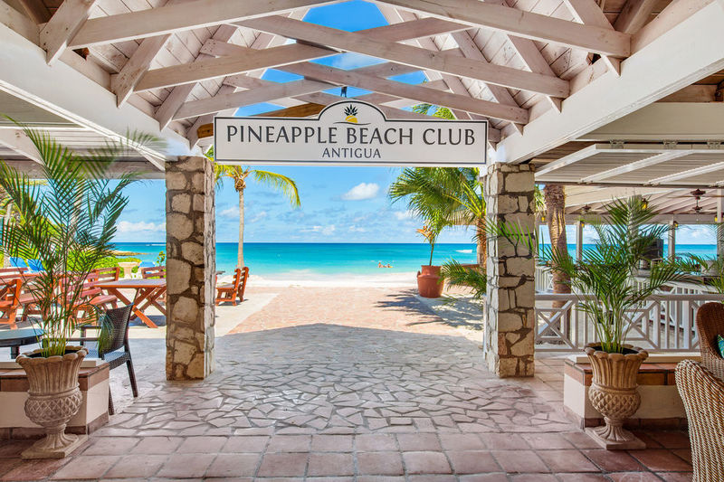 7-9 nights at the Pineapple Beach Club in Antigua